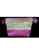 Trousse Lady Green Coton Bio