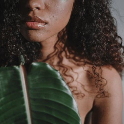 Article masque et acne